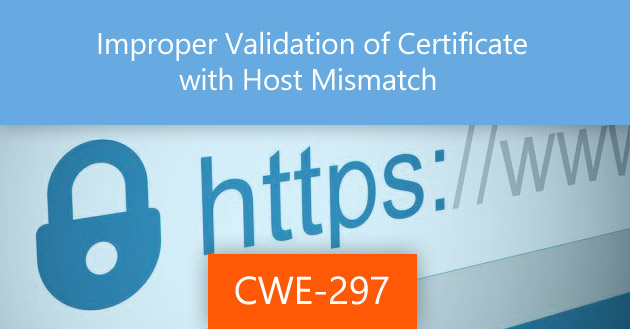 Improper Certificate Validation